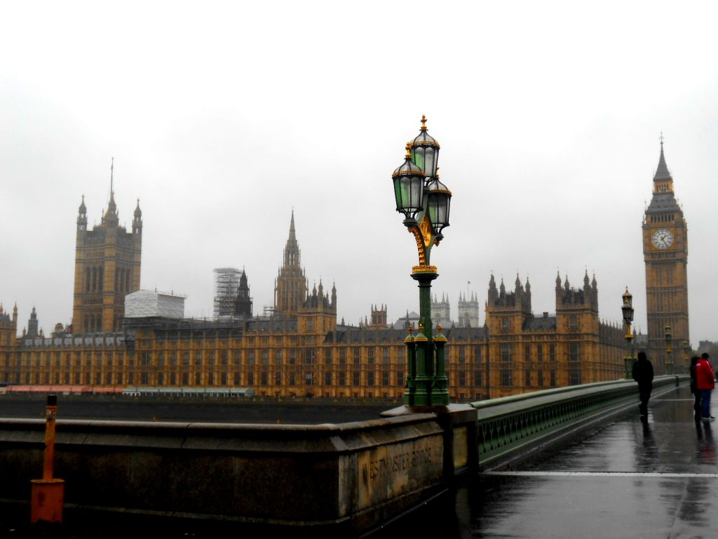 Parlement de Westminster (photo P. Delorme)